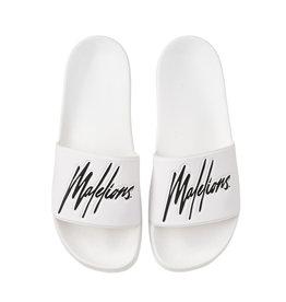 Malelions Malelions Signature Slides White