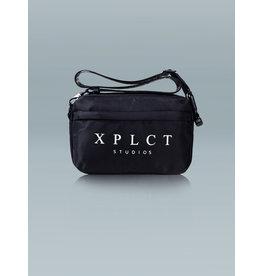 XPLCT Studios XPLCT Messenger Bag Black