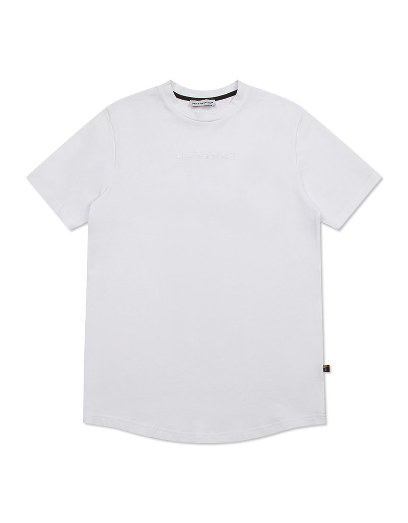 Off The Pitch OTP Illuminated Tee White 2.0