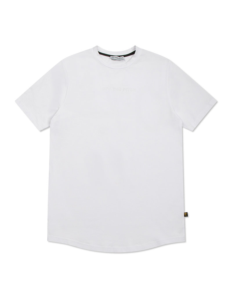Off The Pitch OTP Homeworld Tee White