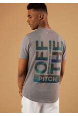 Off The Pitch OTP Saturn Tee Grey