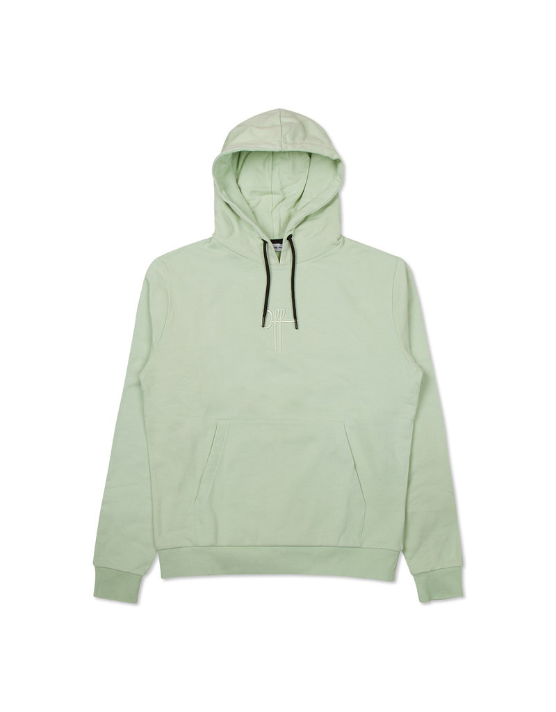 Off The Pitch OTP Earth Hoodie Mint