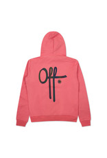 Off The Pitch OTP Earth Hoodie Pink