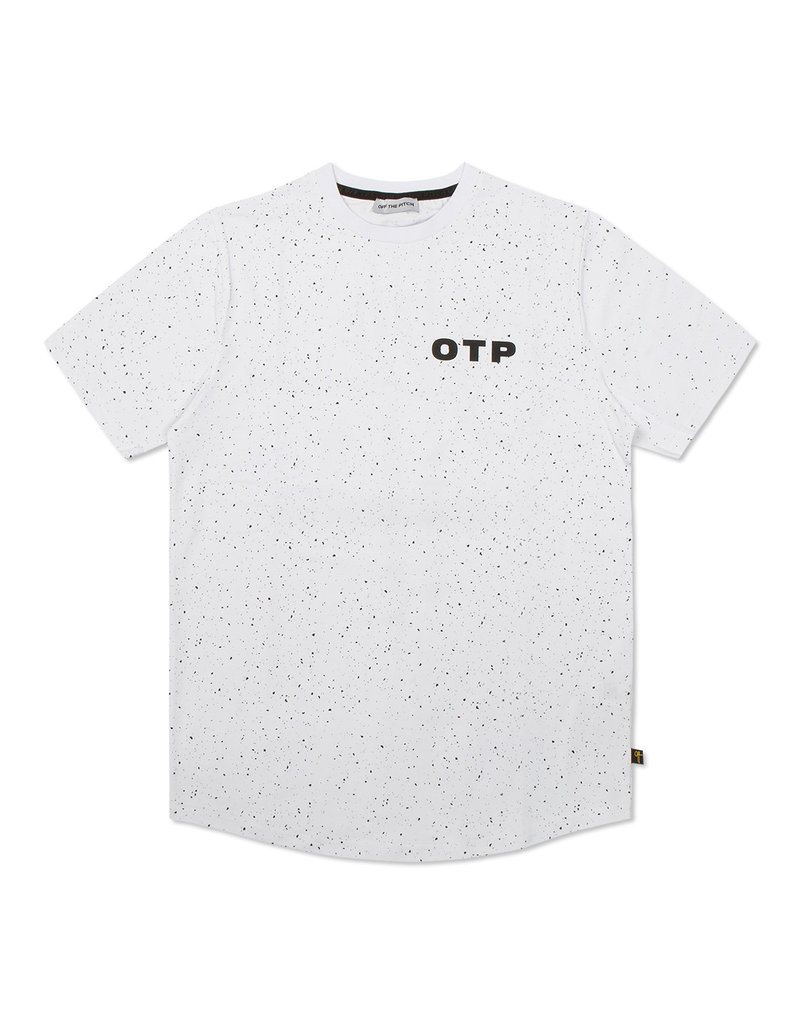Off The Pitch OTP Cosmic Tee White
