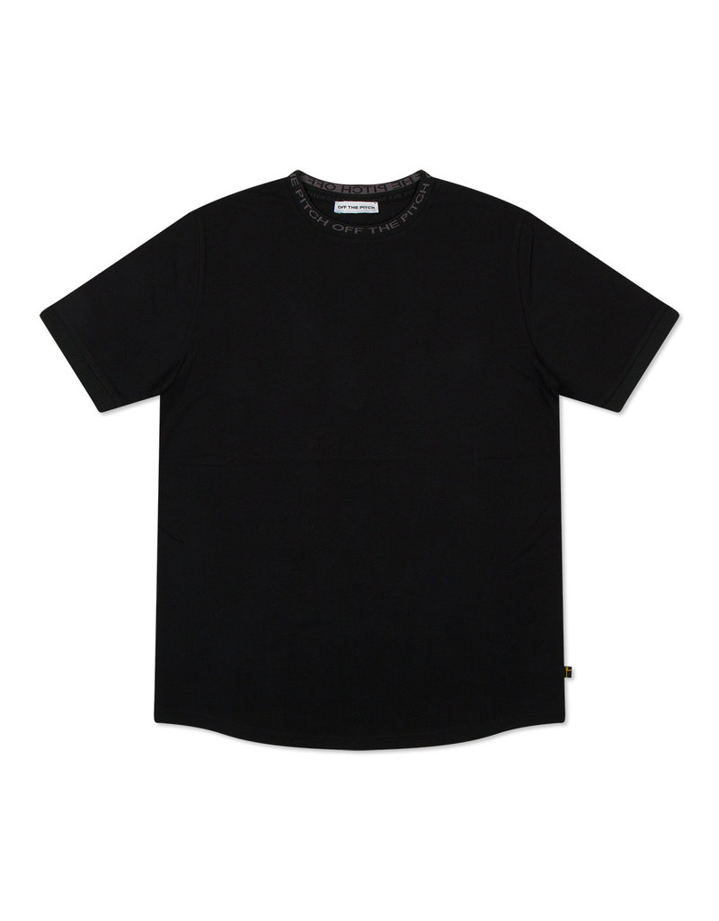 Off The Pitch OTP Solar Tee Black
