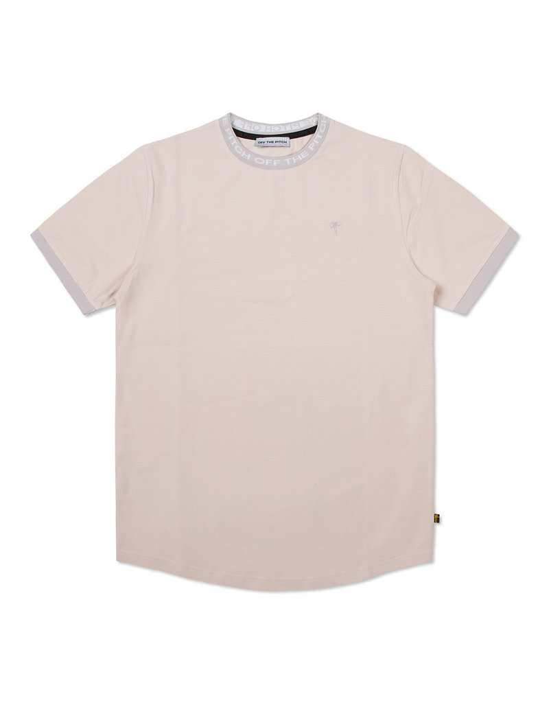 Off The Pitch OTP Solar Tee Off-White