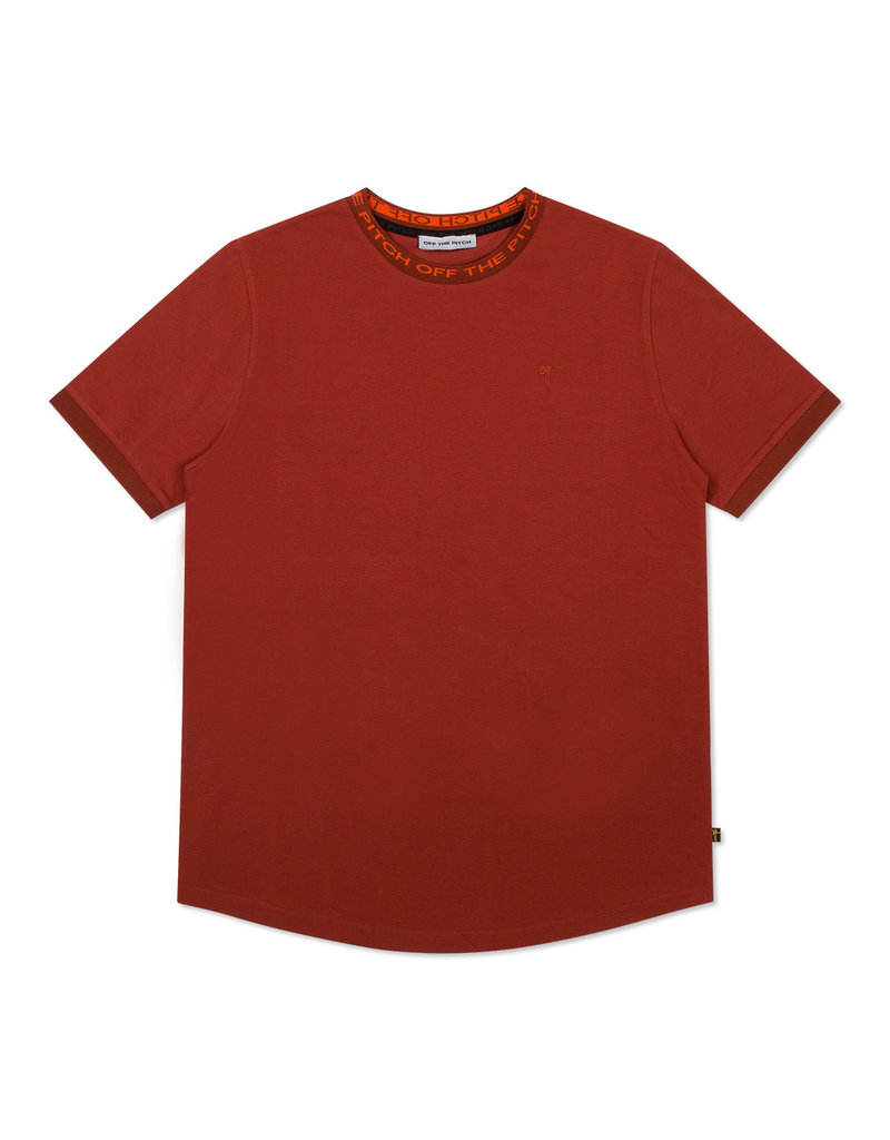 Off The Pitch OTP Solar Tee Brown