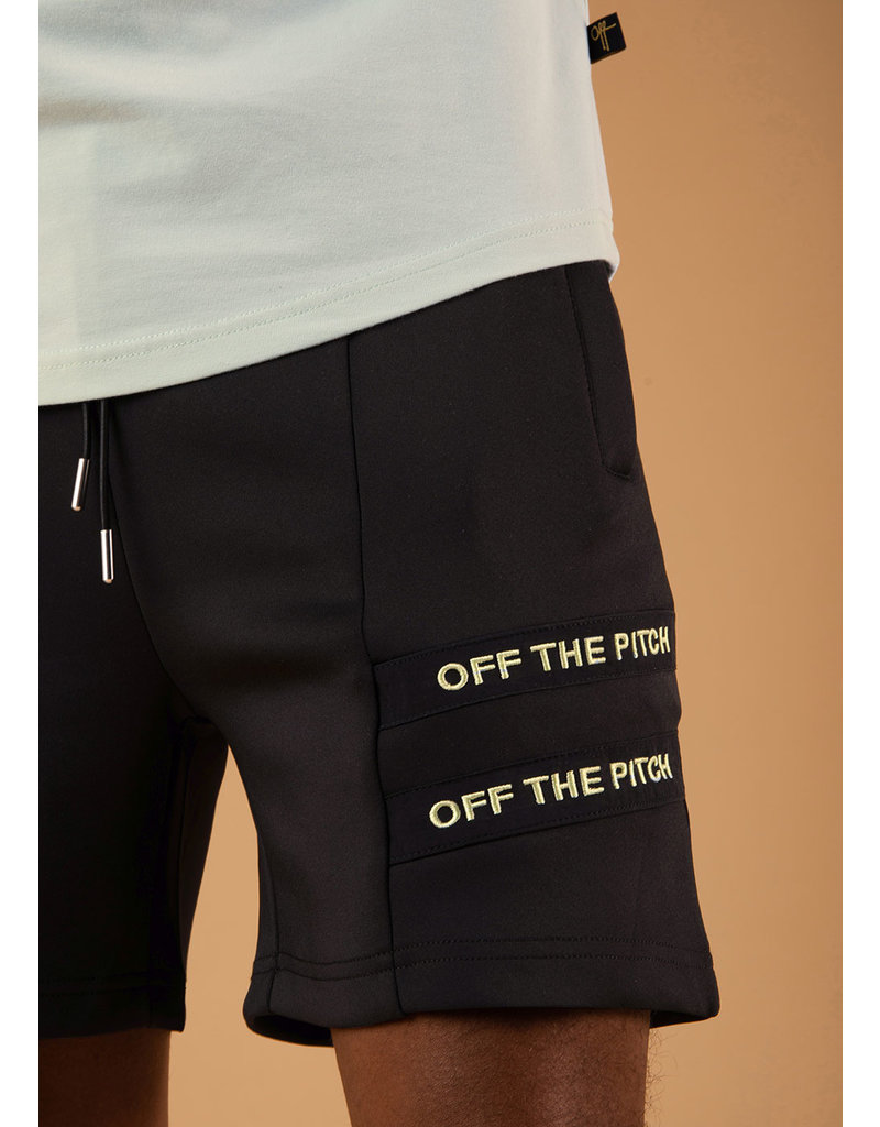Off The Pitch OTP Mercury Short Black