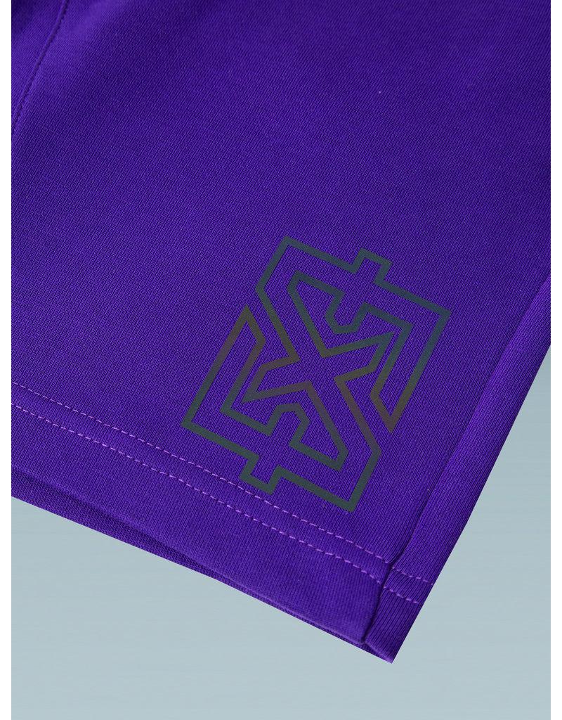 XPLCT Studios XPLCT Currency Shorts Purple