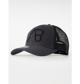 AB Lifestyle AB Lifestyle Cap  Dark Grey/Black