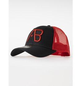 AB Lifestyle AB Lifestyle Cap Black/Red