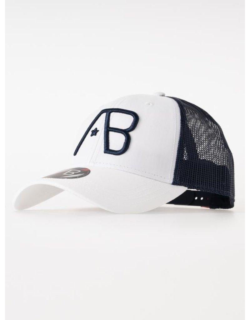 AB Lifestyle AB Lifestyle Cap White/Navy