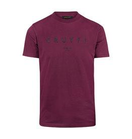 Cruyff Cruyff Lux Shirt Burgundy