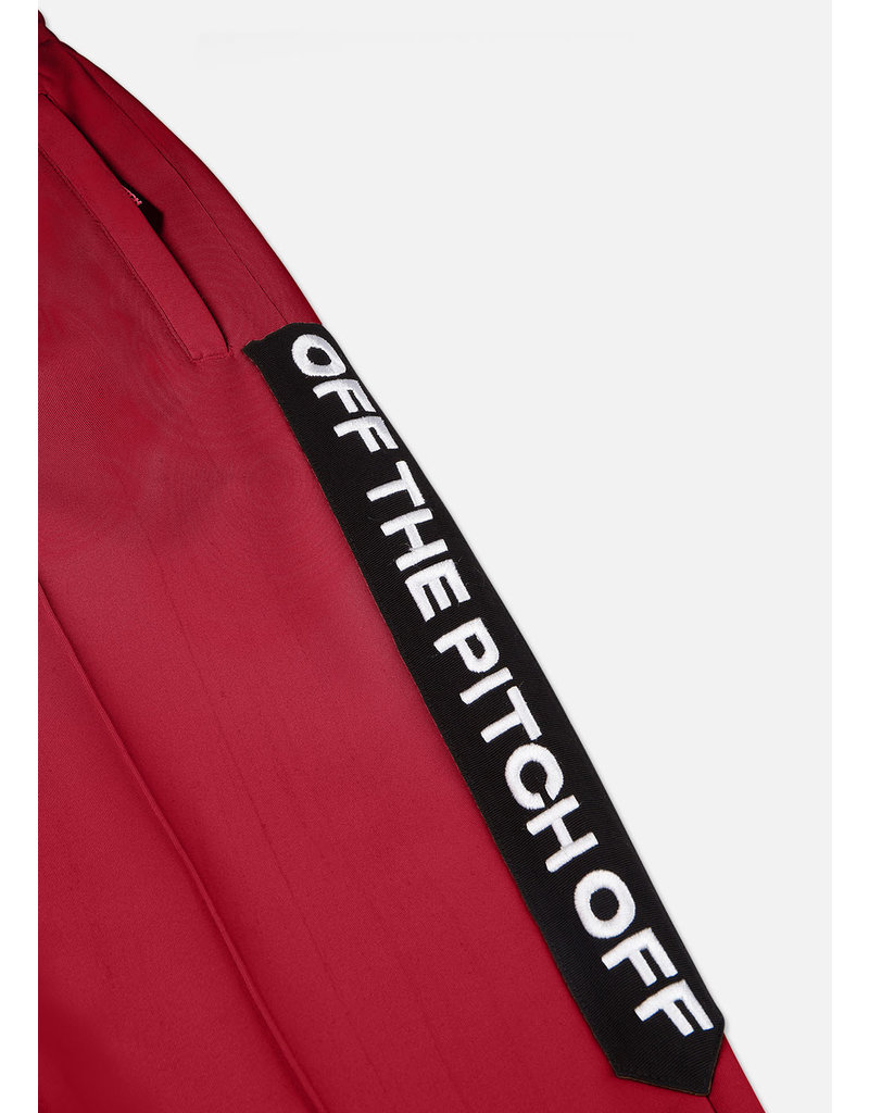 Off The Pitch OTP Soul Suit Red