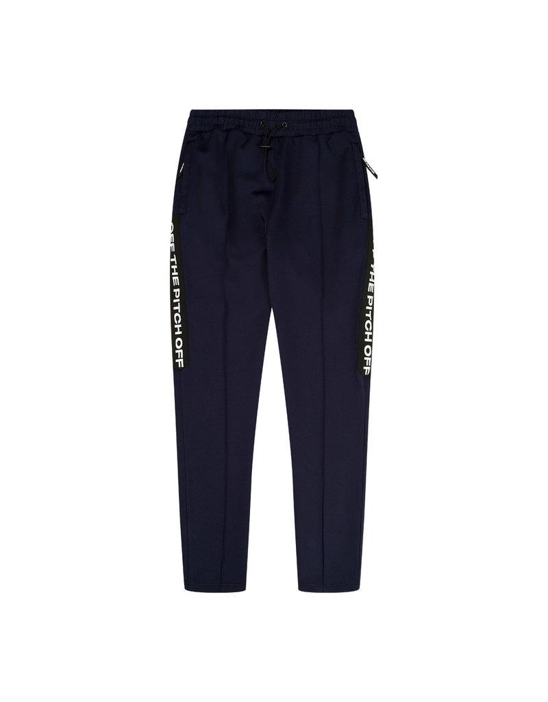 Off The Pitch OTP Soul Half-Zip Suit Blue