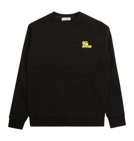 Off The Pitch OTP Full Stop Sweater Black/Yellow
