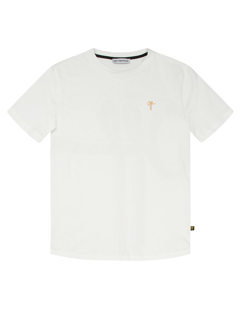 Off The Pitch OTP Atomic Tee White