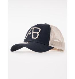 AB Lifestyle AB Lifestyle Cap Navy/Off-White