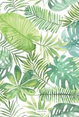 Wensenboekje (kraam / babyshower) -  botanische print