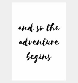 And so the adventure begins (A4/A3)