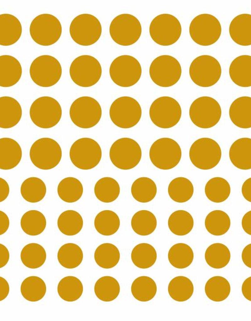 Meerdere kleuren | stippen stickervel M