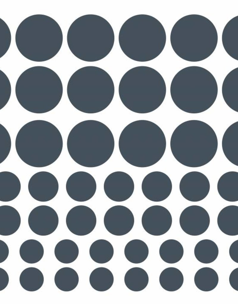 Meerdere kleuren | stippen stickervel XL