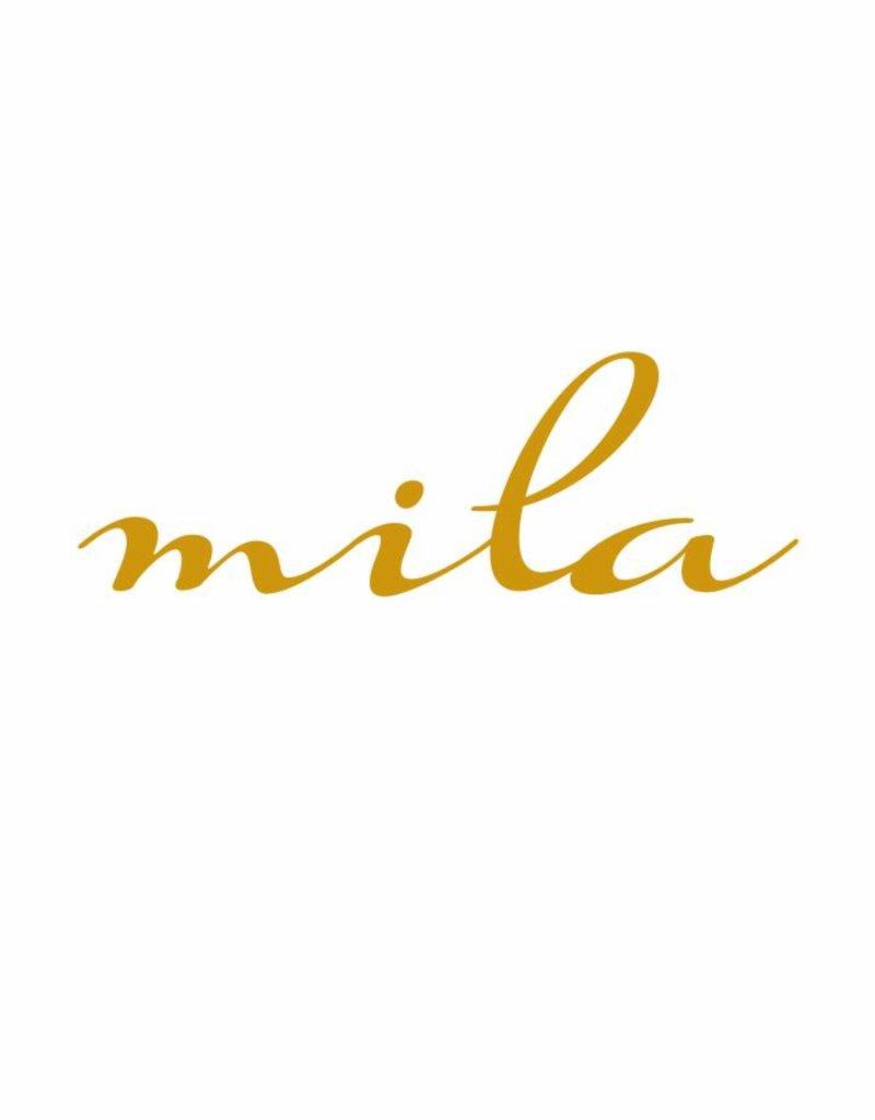 Meerdere kleuren | Naamsticker MILA