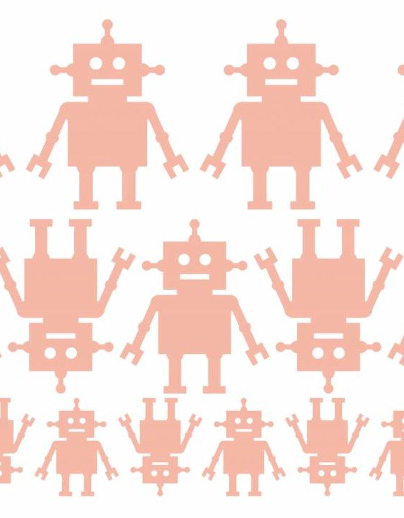 Meerdere kleuren | robot stickervel