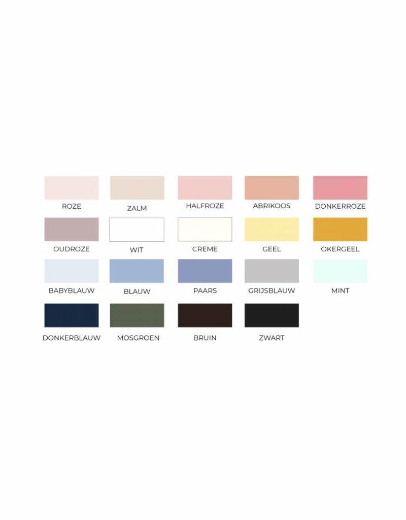 Meerdere kleuren | cijfer slinger