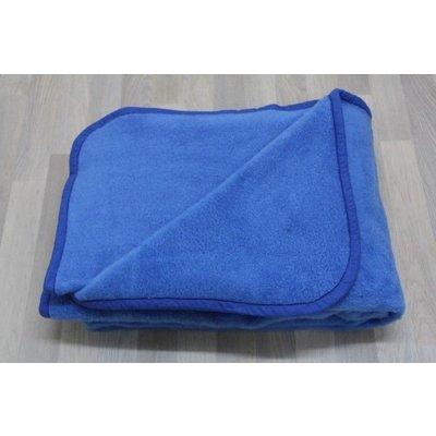 Huismerk Deken Minerva 5 Blauw