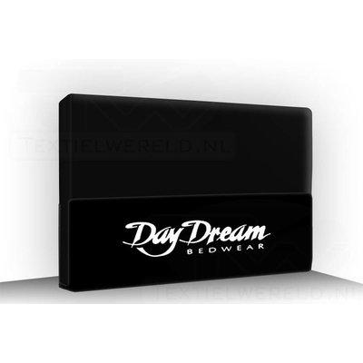 Day Dream Kussensloop Katoen Zwart Set 2 stuks