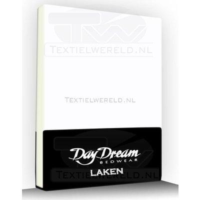Day Dream Flanellen Laken Wit