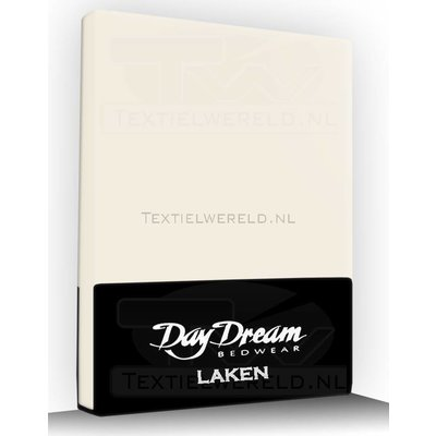 Day Dream Flanellen Laken Day Dream Ivoor