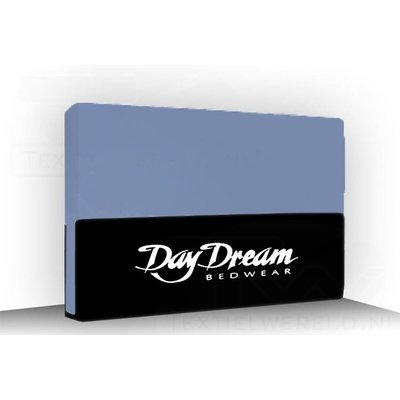 Day Dream Kussensloop Day Dream Katoen Bleu Set 2 stuks