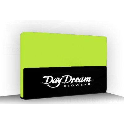 Day Dream Kussensloop Day Dream Katoen Lime Set 2 stuks