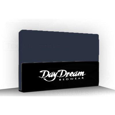 Day Dream Kussensloop Day Dream Katoen Marineblauw Set 2 stuks