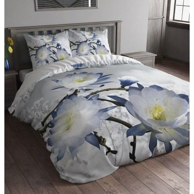Dreamhouse Bedding Dekbedovertrek Flanel Dreamhouse High Line Winterflower