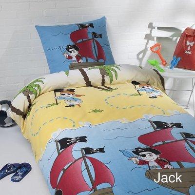 Day Dream Dekbedovertrek Katoen Day Dream Jack Multi
