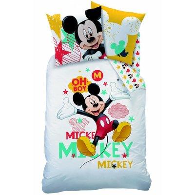 Disney Dekbedovertrek Katoen Disney Mickey Bang Bang