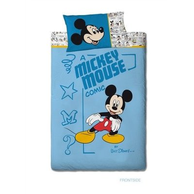 Disney Dekbedovertrek Walt Disney Mickey Yippie