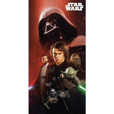 Huismerk Strandlaken Star Wars Darth Vader