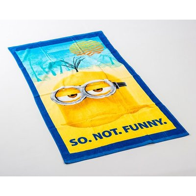 Universal Pictures Strandlaken Minion So Not Funny