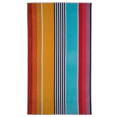 Arkhipelagos Strandlaken Arkhipelagos Colourful Stripes X891