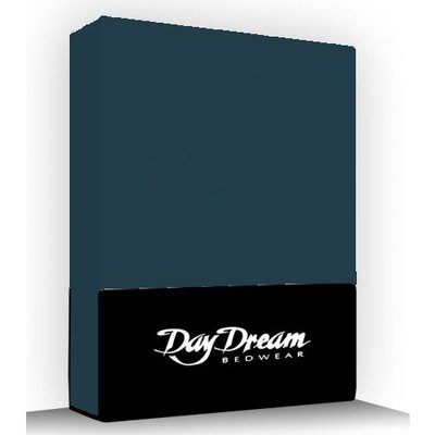 Day Dream Hoeslaken Katoen Navy