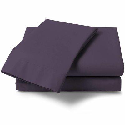 HNL Living Hoeslaken Perkal Katoen HNL Royal Cotton Velvet Purple