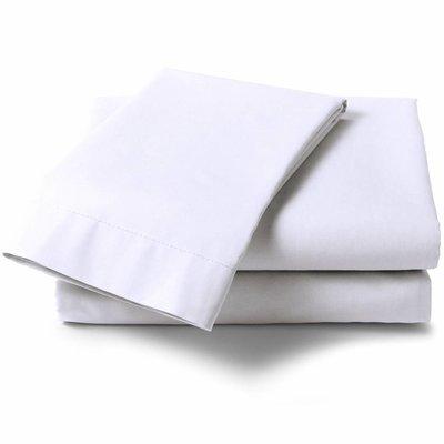 HNL Living Hoeslaken Perkal Katoen HNL Royal Cotton White