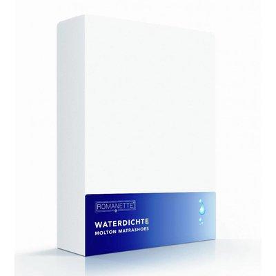 Romanette Boxspring Hoeslaken Molton Waterdicht
