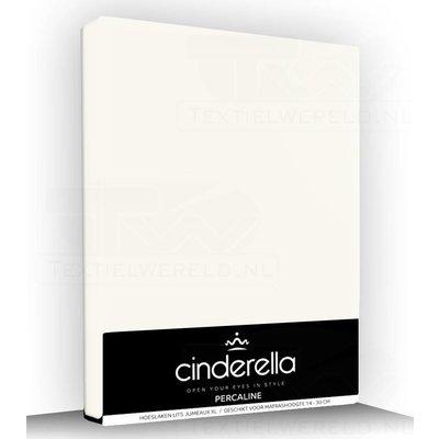 Cinderella Hoeslaken Percaline Cinderella Optiform Off White