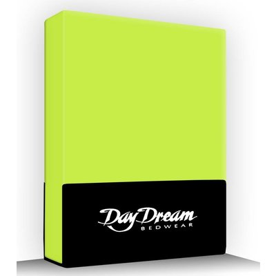 Day Dream Hoeslaken Jersey Lime Groen