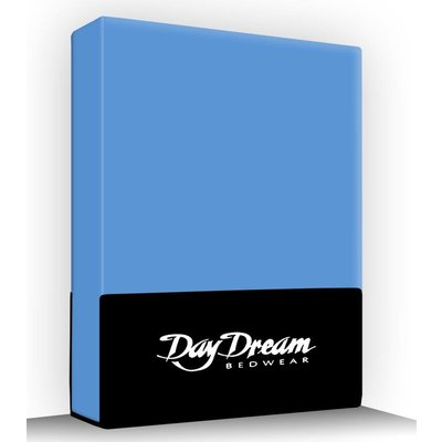 Day Dream Hoeslaken Katoen Day Dream Bleu bleu
